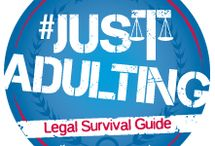 Florida Bar #JustAdulting App For New Adults / The Florida Bar's #JustAdulting Legal Survival Guide - now a digital app - is key in understanding how the law will impact your daily life.
