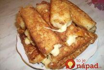 Bramborové placky se sýrem