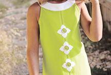 Klänningar för små flickor