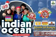 Indian Ocean Performance on 25th  December - Kensville Golf Course (SG Highway)