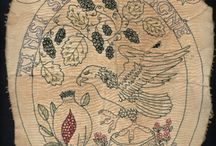 Medieval Embroidery / Embroidery from Medieval Europe