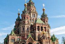 Russia / #russia #sanpietroburgo #spb #saint petersburg #san pietroburgo