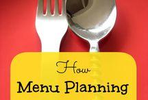 meal planning / by Vickie Reid