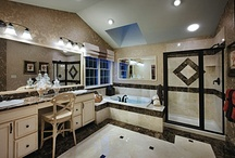 Country bathrooms / by Lori Bevill