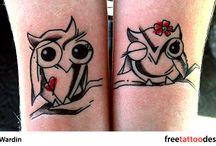 tattoo / ciekawe pomysły na tatuaże