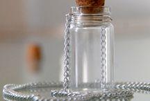 altered mini bottles