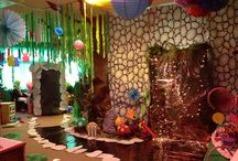 Candyland, Willy Wonka Party Ideas / Party ideas