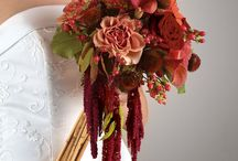 Fall Wedding Floral Inspiration / Inspiring Unique, Organic, Earthy, Wild and Sometimes Big Wedding Bouquets and arrangements created with real, raw, natural elements to capture the eye. Fall inspiration in coloring, texture, and variety for the west coast and Utah brides for their weddings.