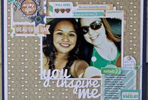 My Layouts  / by Amy Sotolongo