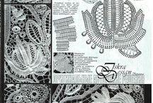Crochet Motifs. / Техника, схемы, образцы. / by Антонина Юркевич