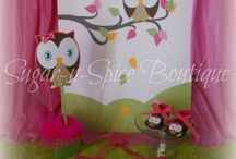 Owl Theme Party - Vivienne / by Maria Bedolla-Matta