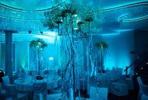 Winter Wedding / #winterwedding #frozendecoration #frozenwedding #icywedding #wonderland