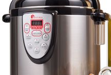 Power Pressure Cooker Reviews / Electric Pressure Cookers!
