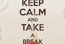 keep calm♥