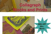 Classroom Inspirations:  Printmaking / by Bonnie
