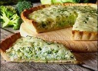 tarta de brocolis