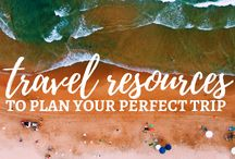 Travel Resources / Collection of travel resources, tips, and hacks  you'll need for a perfect travel! Here you can find resources like packing lists, hotel and airfare bookings, maps, apps and more...
