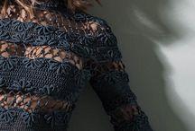 ВЯЗ Платье