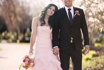 Bröllopskläder & frisyrer