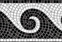 Mosaic mosaique
