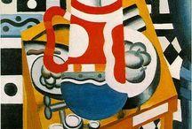 Fernand Léger - www.evapartcafe.com