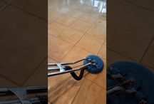 Tile cleaning videos
