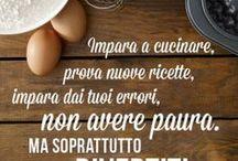 Cucinare è questione di cuore!