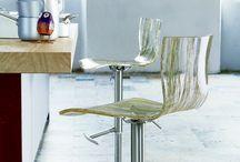 Barové židle / Barové židle do restaurace i do bytu.