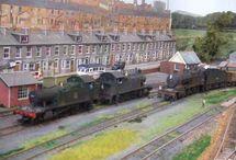 Weathering Model Railroads