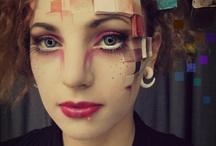 Make up is a beautiful mask