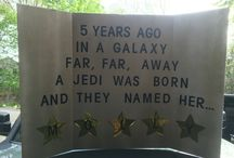 Star Wars narozeniny