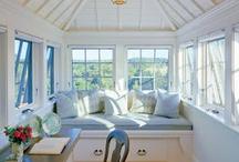 Cozy Retreats (a place to relax & write)