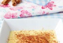 receta de natillas