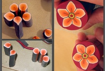 flori fimo