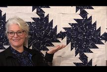 Video buzz saw quilt