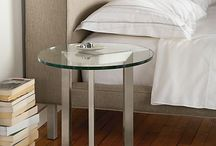 Modern Nightstands / Make the most of your bedroom with our modern nightstands. Keep your glasses and a book nearby while adding style and storage to your bedside. / by Room & Board