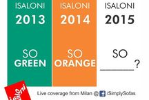 Colour Trends @ Milan Fair 2015 / What colour trend do you think will be prominent for this year's Milan Furniture Fair?