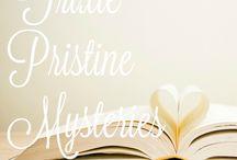 Trixie Pristine mysteries