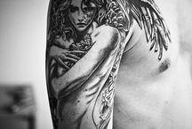 Cherubino tatuaggio
