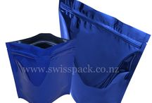 Food Packaging for Special New Stand up Pouches