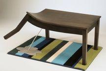 Möbel und Wohntextilien