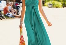 Summer long dress