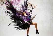 Chicas y Rock