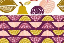 Pattern - Surface Pattern - Illustration / by The Floral Foundry