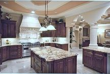Custom Homes Interior - Kitchens & Dining / Custom Home builders located in Central Florida with 30+ years experience. 321-622-2222 www.aaafla.com