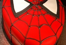 Matty's Spiderman Bug Party