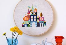 Cross  stitch / by Krissy Davis