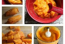 Baby food - Potato & Sweet Potato