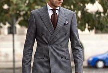 フランネルスーツ