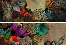Paper / by Adrienne DeVine